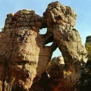 L'Ours et le Lion, Bois de Païolive