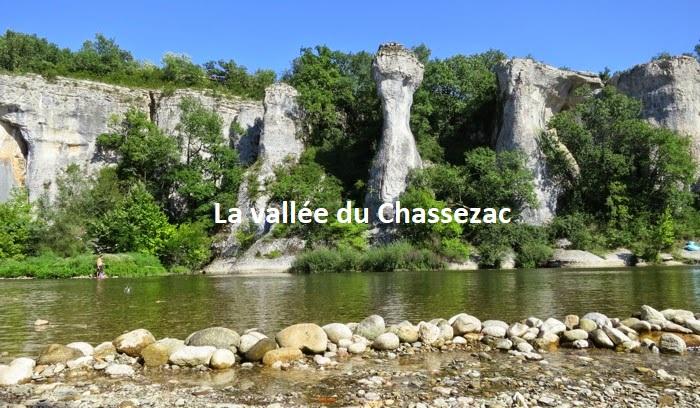 La Vallée du Chassezac